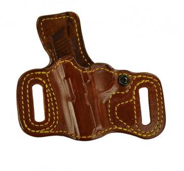 Slide Guard for a Sig 938, l/h, Cowhide, Tan, Unlined