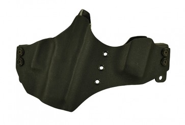 Dually Lite for a Glock 26,27,33, r/h, Kydex, Black, Canted