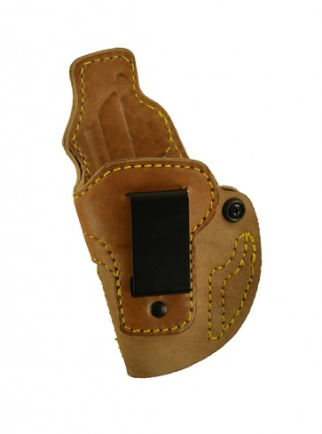 Down Under for a Walther PPK, PPKS, l/h, Horsehide, Natural, Clip