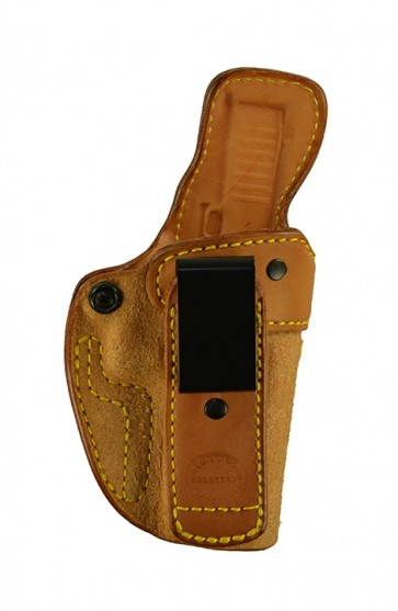 Closing Argument for a Glock 17,22,31, r/h, Cowhide, Natural, Tuckable