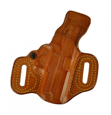 """Slide Guard for a Sig 229 3.9"""", r/h, Cowhide, Natural, Unlined"""