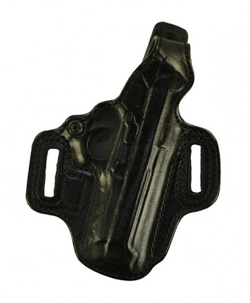 Sky High for a Beretta 92FS, r/h, Cowhide, Black, Lined