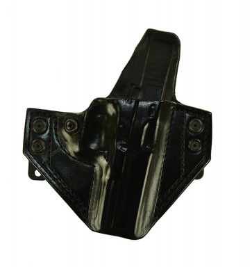 Stingray for a Glock 17,22,31, r/h, Cowhide, Black, Unlined