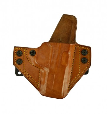 "Stingray for a S&W M&P 4"", r/h, Cowhide, Natural, Unlined"