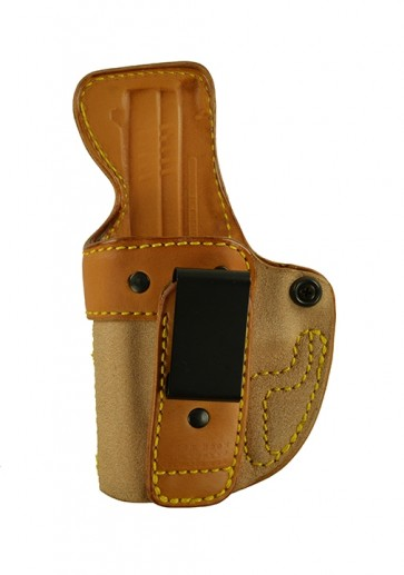 """Alter Ego for a Springfield XD 45 4"""", l/h, Cowhide, Natural, Tuckable"""