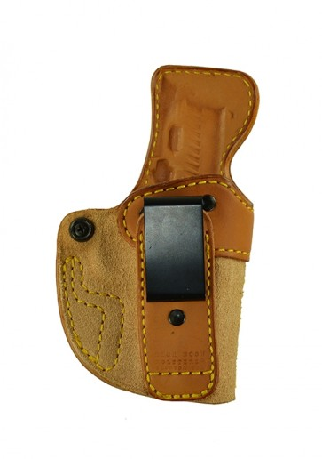 """Closing Argument for a Sig 229R 3.9"""", r/h, Cowhide, Natural, Tuckable"""
