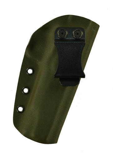 """Reaction-Lite for a Sig 1911 5"""" no rail, r/h, OD Green"""