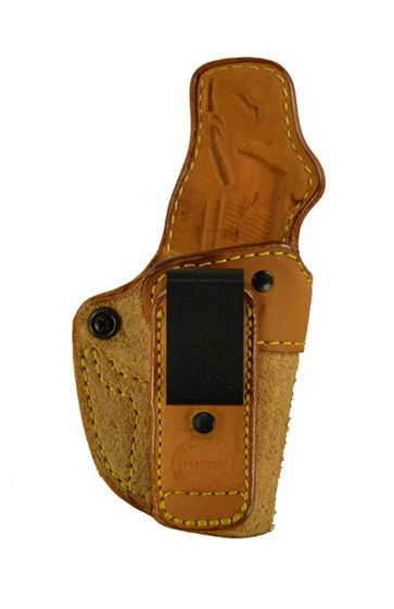 Closing Argument for a 1911 3.5, r/h, Cowhide, Natural, Tuckable