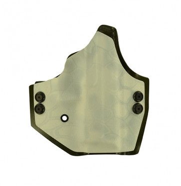 "Perimeter for a H&K P30 3.86"", r/h, Kydex, Yeti Front, OD Green Back, Straight Drop"