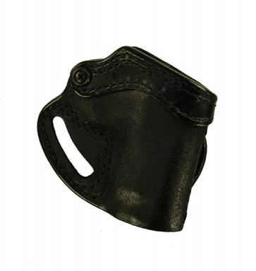 Need For Speed for a CZ 75C, r/h, Cowhide, Black
