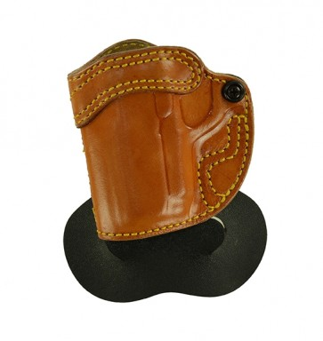 """Speedy Spanky for a 1911 3"""", l/h, Cowhide, Natural, Lined"""
