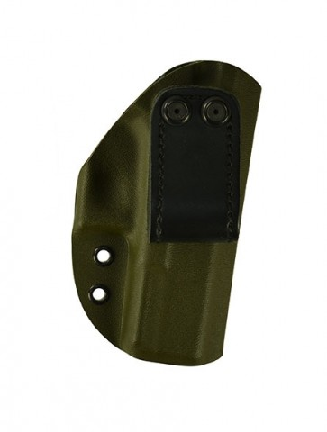Reaction Extreme for a Glock 19,23,32, r/h, Kydex, Black, Canted, Strap