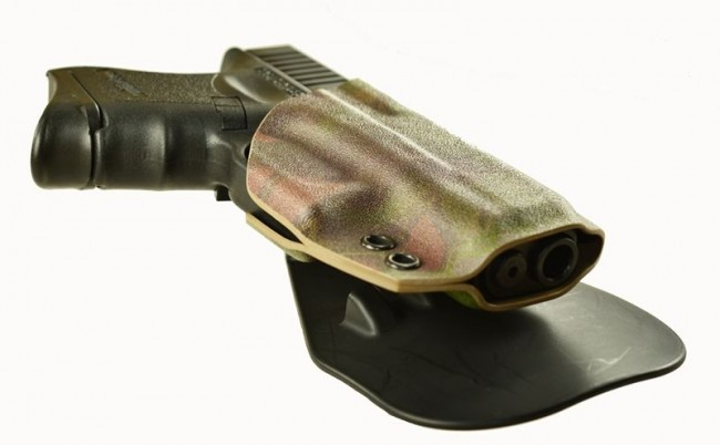 Zero Tolerance - Extreme Duty Kydex Holster - High Noon Holsters