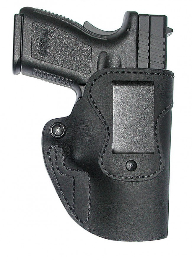 Mister Softy - Lite Duty IWB Holster - High Noon Holsters