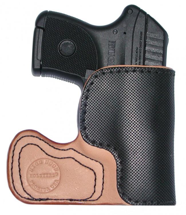 Pocket Grabber - Leather Pocket Holster - High Noon Holsters