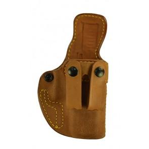 Public Secret for a Glock 19,23,32, r/h, Horsehide, Natural, Straps