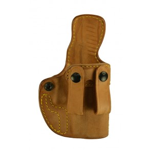 "Public Secret for a Walther PPQ M2 4"" 9/40, r/h, Horsehide, Natural, Straps"