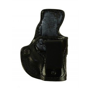 Public Secret for a Sig 365, r/h, Horsehide, Black, Clip