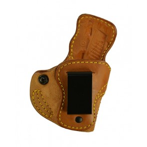 Down Under for a Sig 238 w/ Tactical Laser, r/h, Cowhide, Natural, Clip
