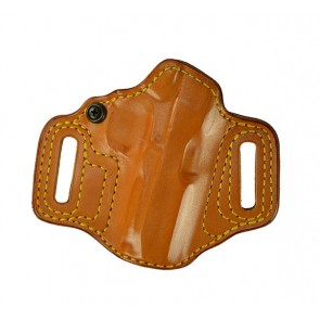 "Slide Guard for a 1911 3.5"", r/h, Cowhide, Natural, Lined"