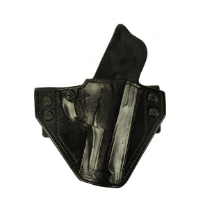 Stingray for a Beretta 92 Compact, r/h, Cowhide, Black, Lined