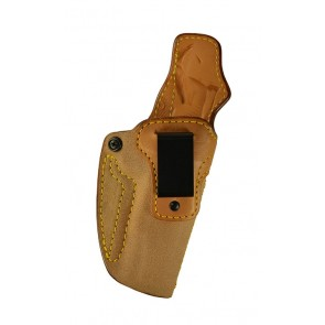 """Down Under for a 1911 5"""", r/h, Cowhide, Natural, Clip"""