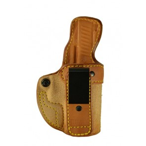 """Alter Ego for a Walther PPQ 4"""", r/h, Cowhide, Natural, Tuckable"""