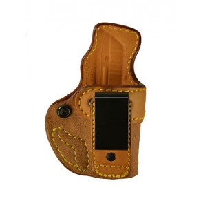 Alter Ego for a Ruger LCP380, r/h, Cowhide, Natural, Tuckable