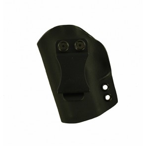 """Reaction Lite for a Sig 365 3.1"""", l/h, Kydex, Black, Canted, Clip"""