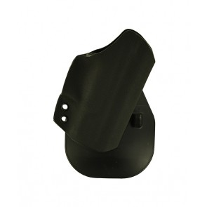"""Zero Tolerance Medium for a Springfield XD 3"""", r/h, Kydex, Black, Paddle, Canted"""