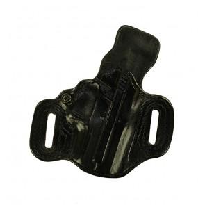 "Slide Guard for a Sig 229R 3.9"", r/h, Cowhide, Black, Lined"