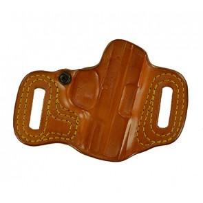 """Topless for a Springfield XDS 3.3"""", r/h, Cowhide, Natural, Unlined"""
