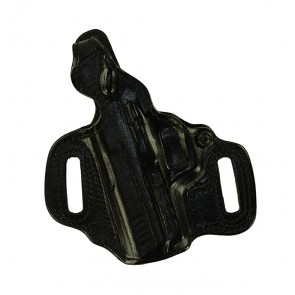 """Sky High for a H&K Compact 3.58"""", l/h, Cowhide, Black, Unlined"""