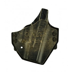 Perimeter  for a Glock 19,23,32, r/h, ΜΟΛΩΝ ΛABE Kydex Front, Black Kydex Back, Canted