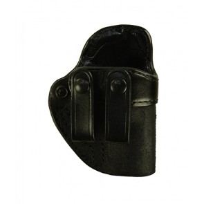 Public Secret for a S&W J Frame, r/h, Cowhide, Black, Straps