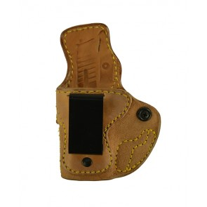 Public Secret for a Sig 938, l/h, Horsehide, Natural, Clip
