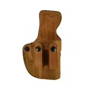 "Public Secret for a H&K VP9 4.09"", r/h, Horsehide, Natural, Straps"