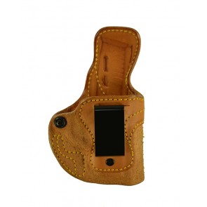 Public Secret for a Taurus 709 Slim,740 Slim, r/h, Cowhide, Natural, Clip