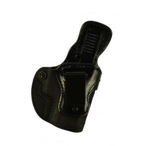 Down Under for a Glock 29SF, 30SF, r/h, Cowhide, Black, Clip