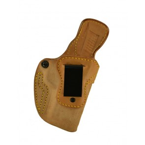 "Down Under for a S&W M&P 4.25"", r/h, Horsehide, Natural, Clip"