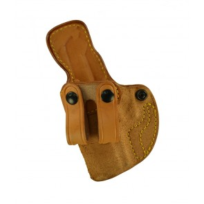 Down Under for a Beretta 8045, l/h, Cowhide, Natural, Straps