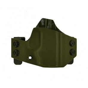 Hooker for a Bodyguard 380 w/ laser, r/h, OD Green