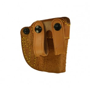 Bare Necessity for a Glock 19,23,32, r/h, Cowhide, Natural, Straps