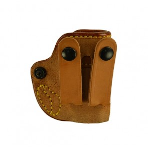 Hideaway for a Sig 238, r/h, Cowhide, Natural, Straps
