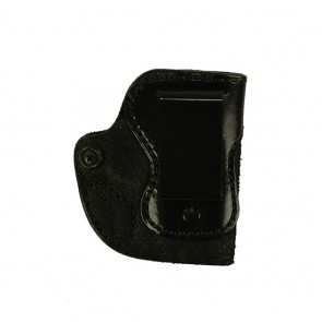 Hideaway for a Colt Mustang, r/h, Cowhide, Black, Clip