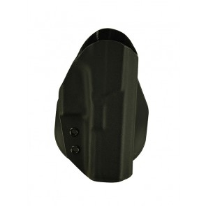 Zero Tolerance Medium for a Glock 19,23,32, l/h, Kydex, Black, Straight Drop, Paddle