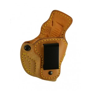 Down Under for a Sig 238, r/h, Cowhide, Natural, Clip