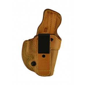 "Closing Argument for a Springfield XD 4"", r/h, Cowhide, Natural, Tuckable"