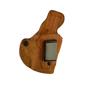 "Down Under for a Springfield XD 3"", r/h, Cowhide, Natural, Clip"