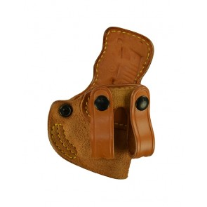 Down Under for a Sig 238 w/ Tactical Laser, r/h, Cowhide, Natural, Straps